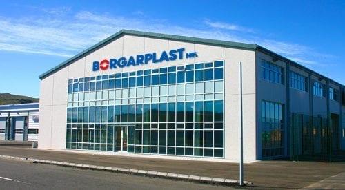 Höfuðstöðvar Borgarplast