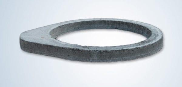 Borgarplast selur brunnhringi fyrir fráveitubrunna og mannop