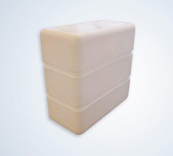 Borgarplast framleiðir 500 lítra flotholt / geyma.