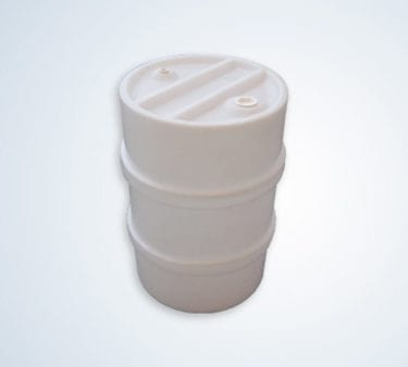 Borgarplast framleiðir 100 lítra tunnur úr polyethylene